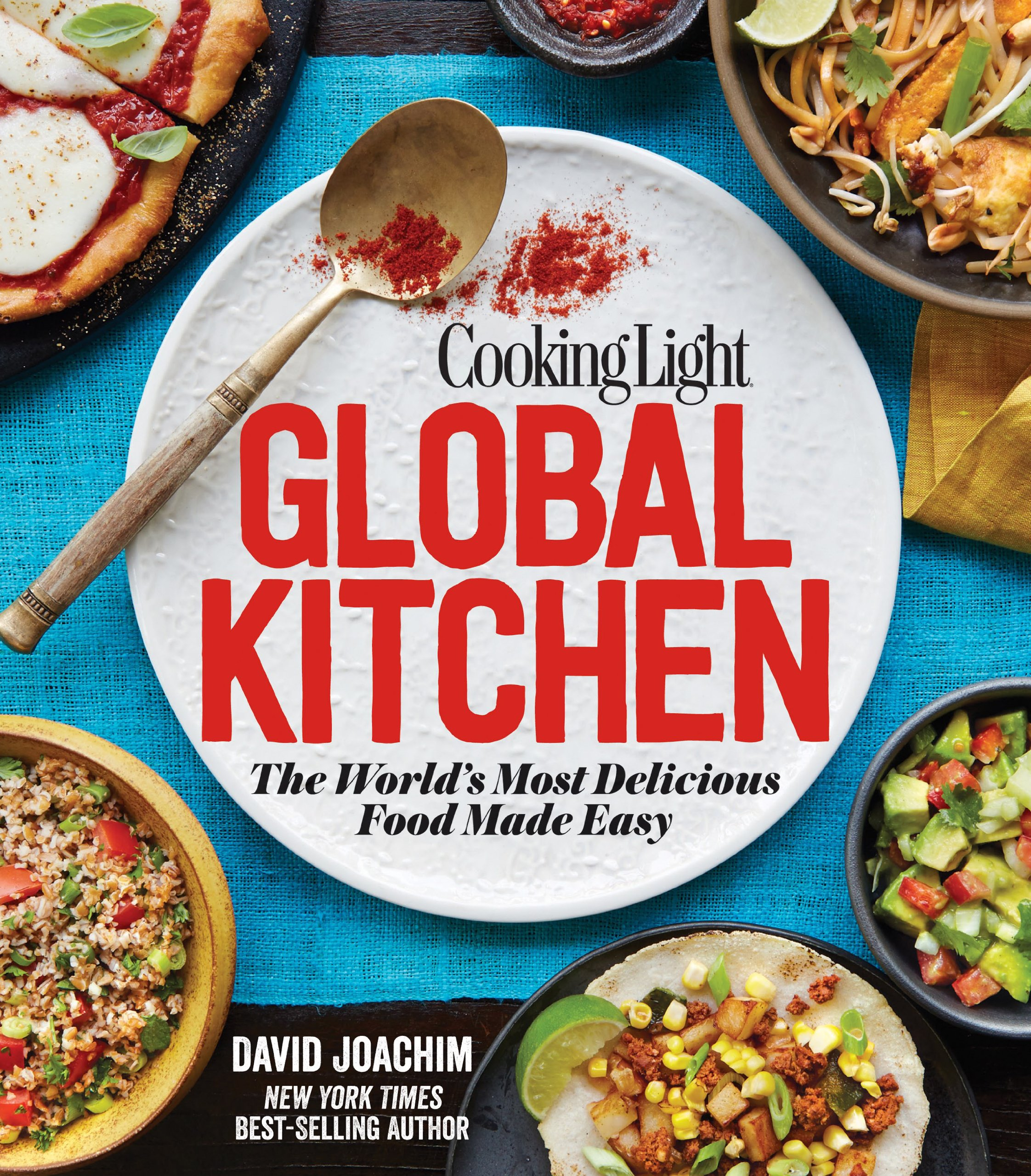 """Review of """"Cooking Light Global Kitchen"""" in today\'s Boston Globe ..."""