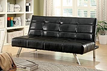 Furniture of America Andrea Futon Sofa