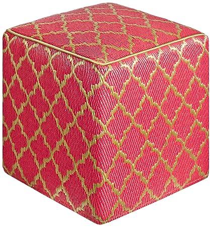 Fab Habitat Tánger - Baya Rosa y Bronce Cube