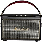 Marshall Kilburn Portable Bluetooth Speaker, Black (4091189) (Color: Black)