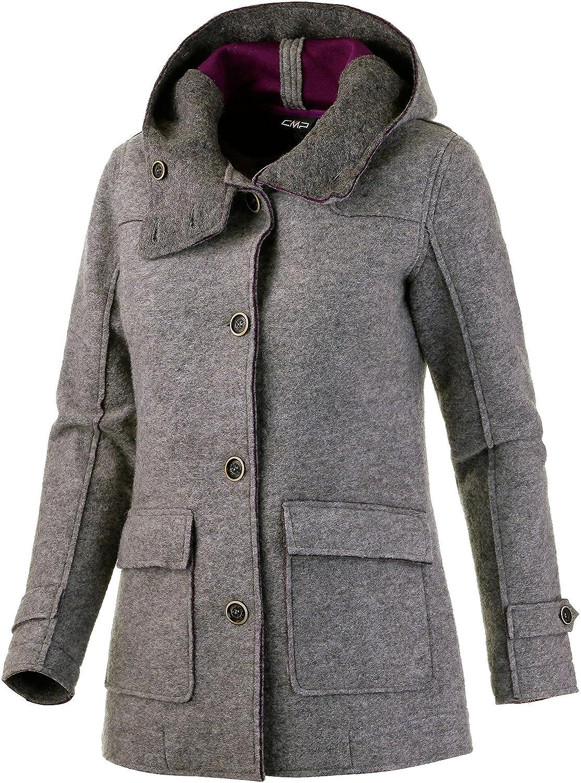 CMP Damen Mantel mit Kapuze, Modell 2015/16 günstig bestellen