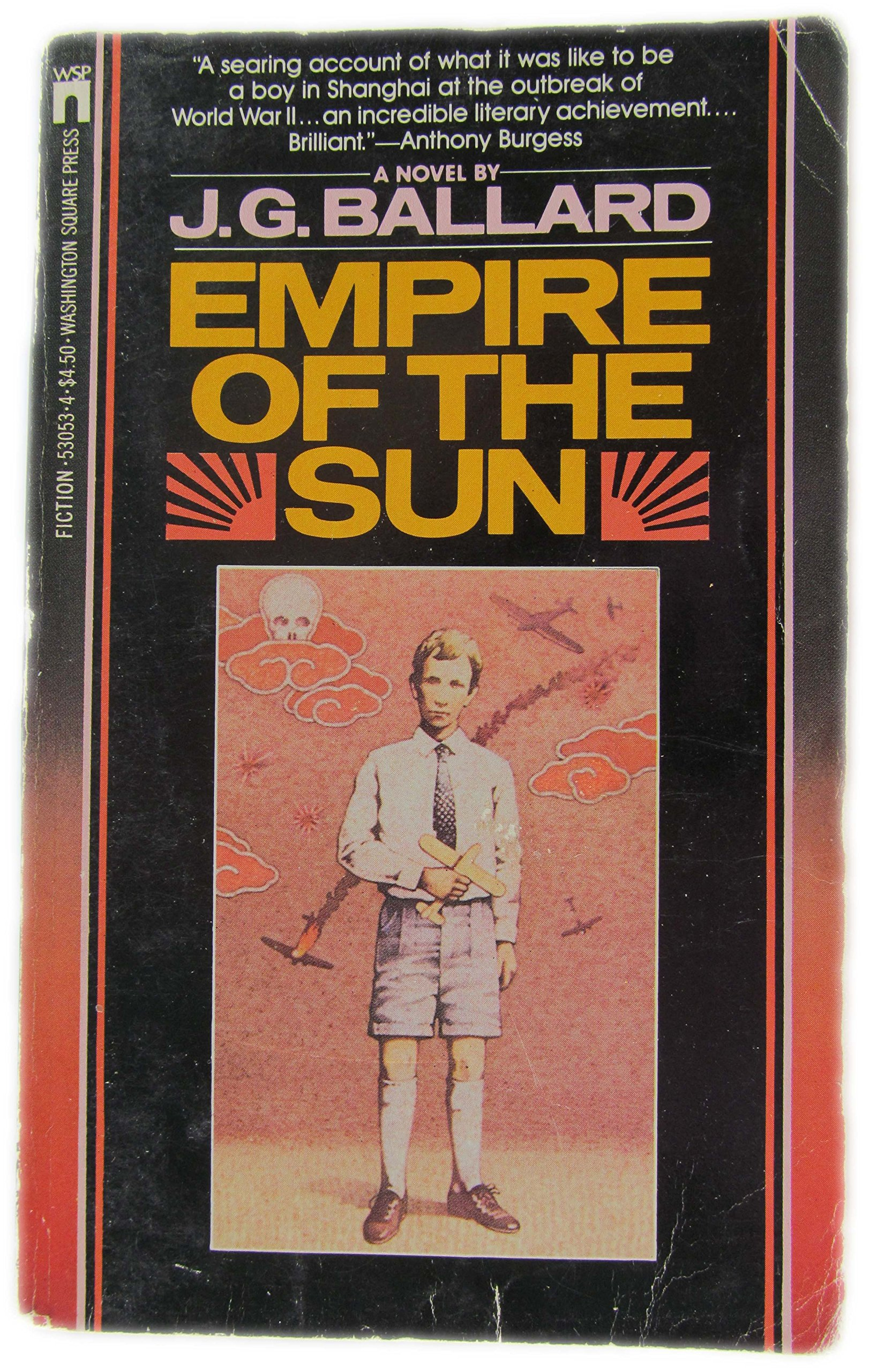 Empire of the Sun, J. G. Ballard