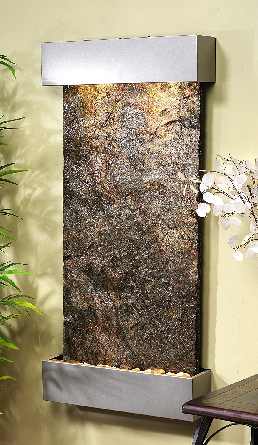 Indoor Wall Hanging Fountains: Falls Water Fountains ·