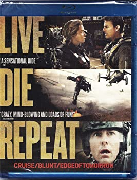 Live Die Repeat: Edge of Tomorrow on Blu-ray