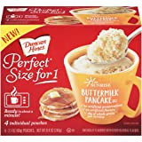 Duncan Hines Perfect Size for 1 Sunrise, Buttermilk Pancake, 8.4 Ounce (Tamaño: 8.4 Ounce)
