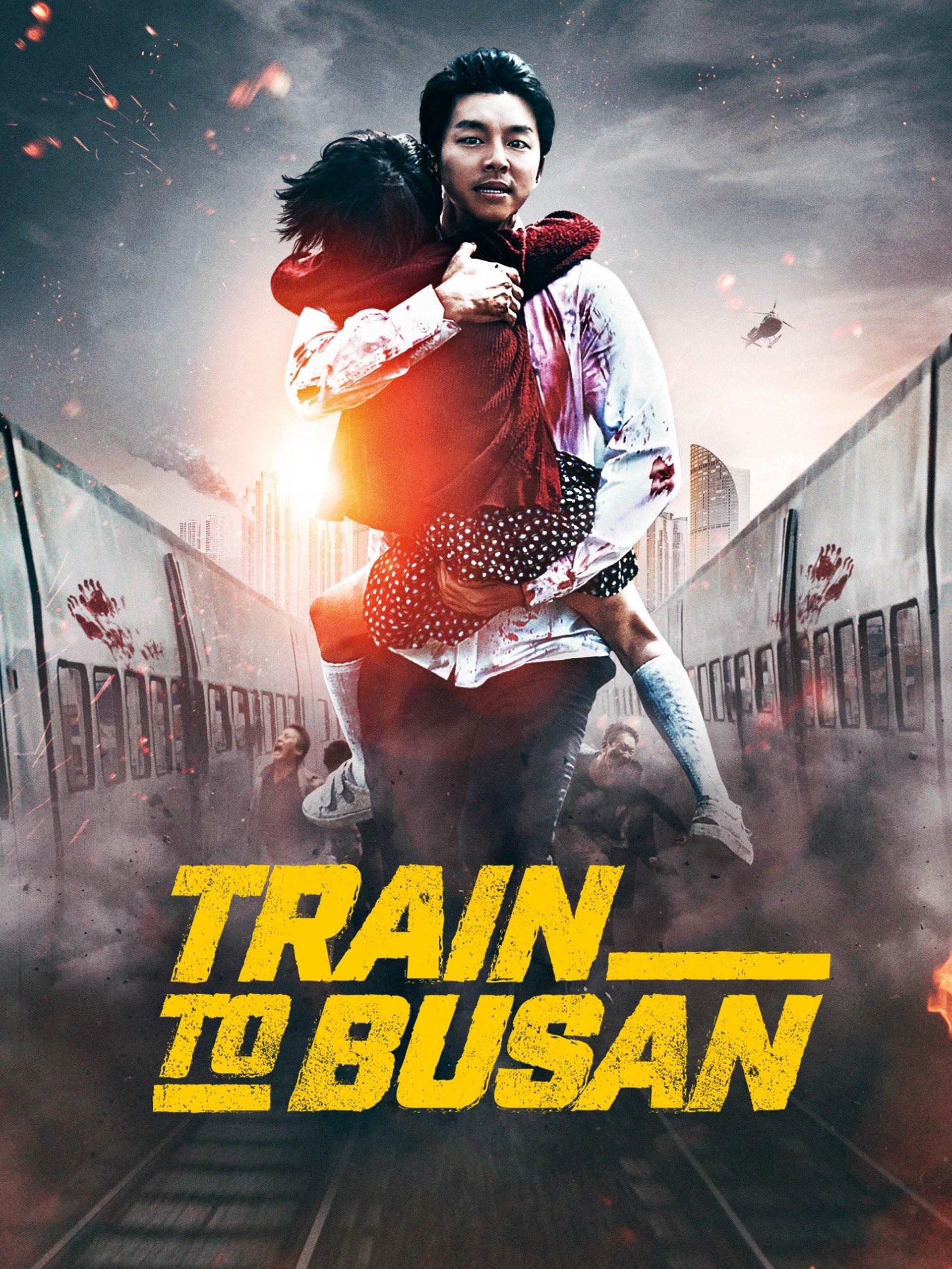 Train to Busan [English Subtitled]