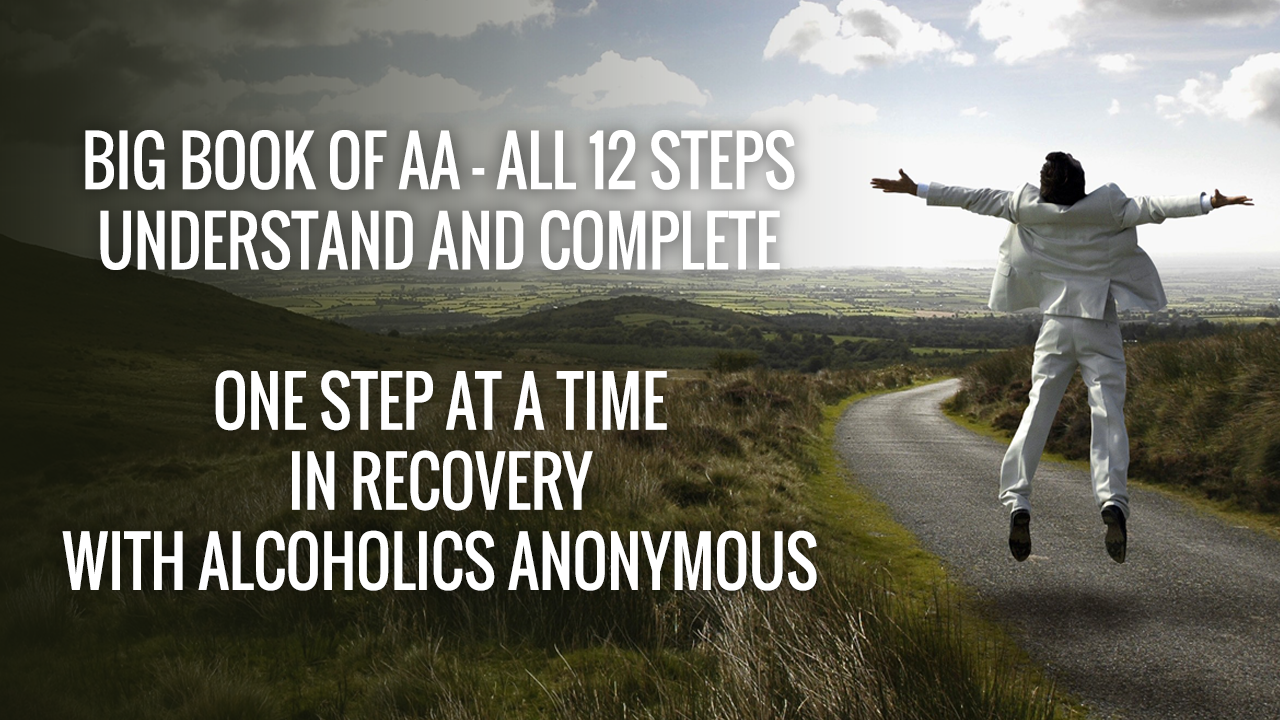 About the Alcoholics Anonymous (AA) Step Recovery Program