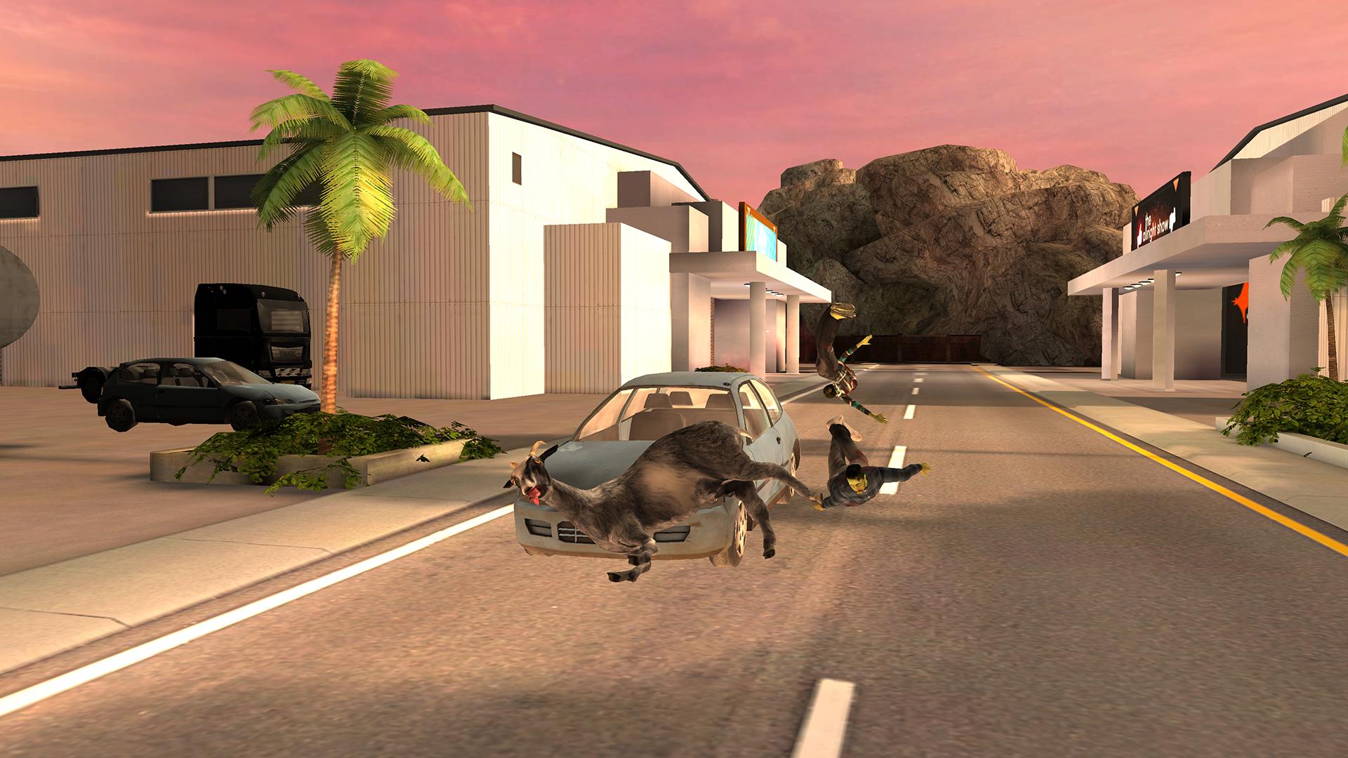 Amazon.com: Goat Simulator GoatZ: Appstore for Android