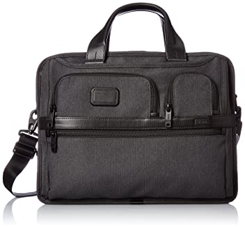 Expandable Organizer Laptop Brief 26141: Anthracite