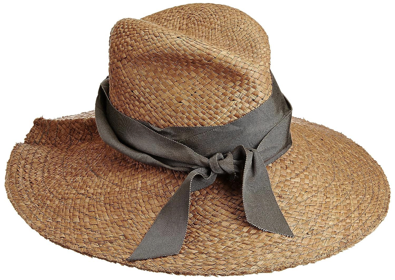(ローラハット)Lola HATS FIRST AID BIS HAT7729 Natural/Black Natural/Black 58.5cm : 服&ファッション小物通販 | Amazon.co.jp