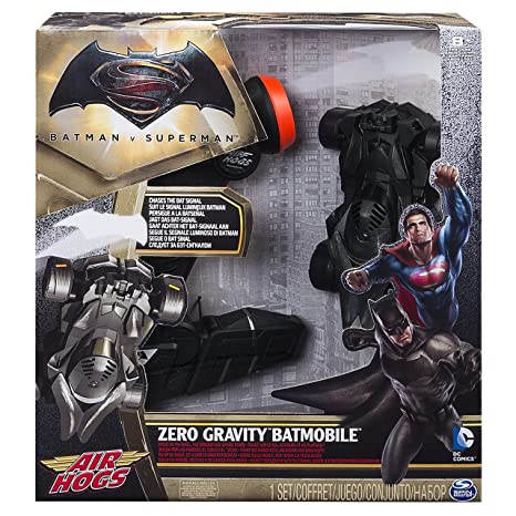 Air Hogs - 6026789 - Radio Commande - Laser Zero Gravity Batmobile