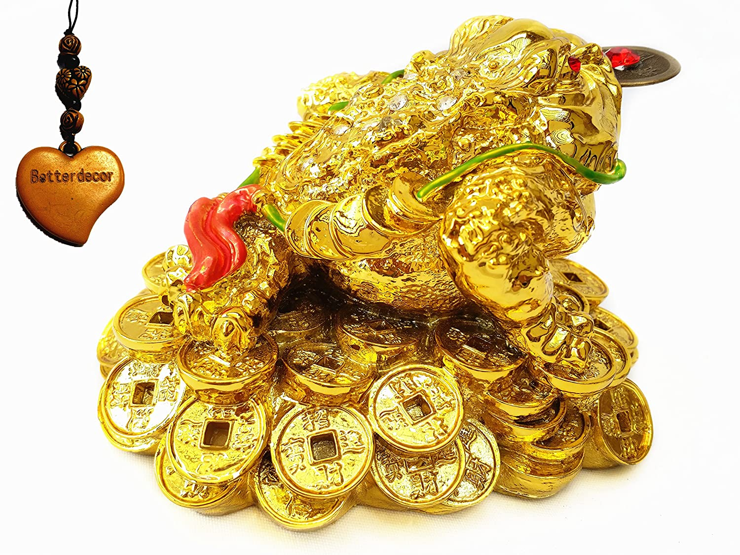 Feng shui money frog three legged to attract wealth biocorpaavc Images