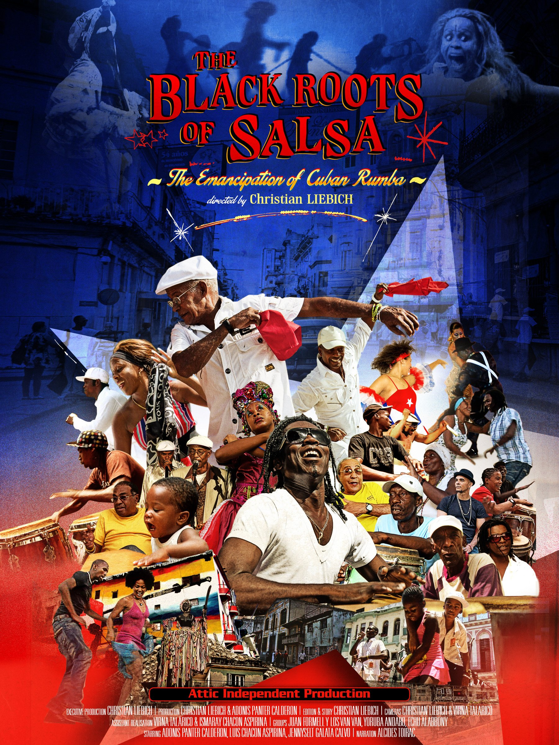 The black roots of salsa on Amazon Prime Instant Video UK