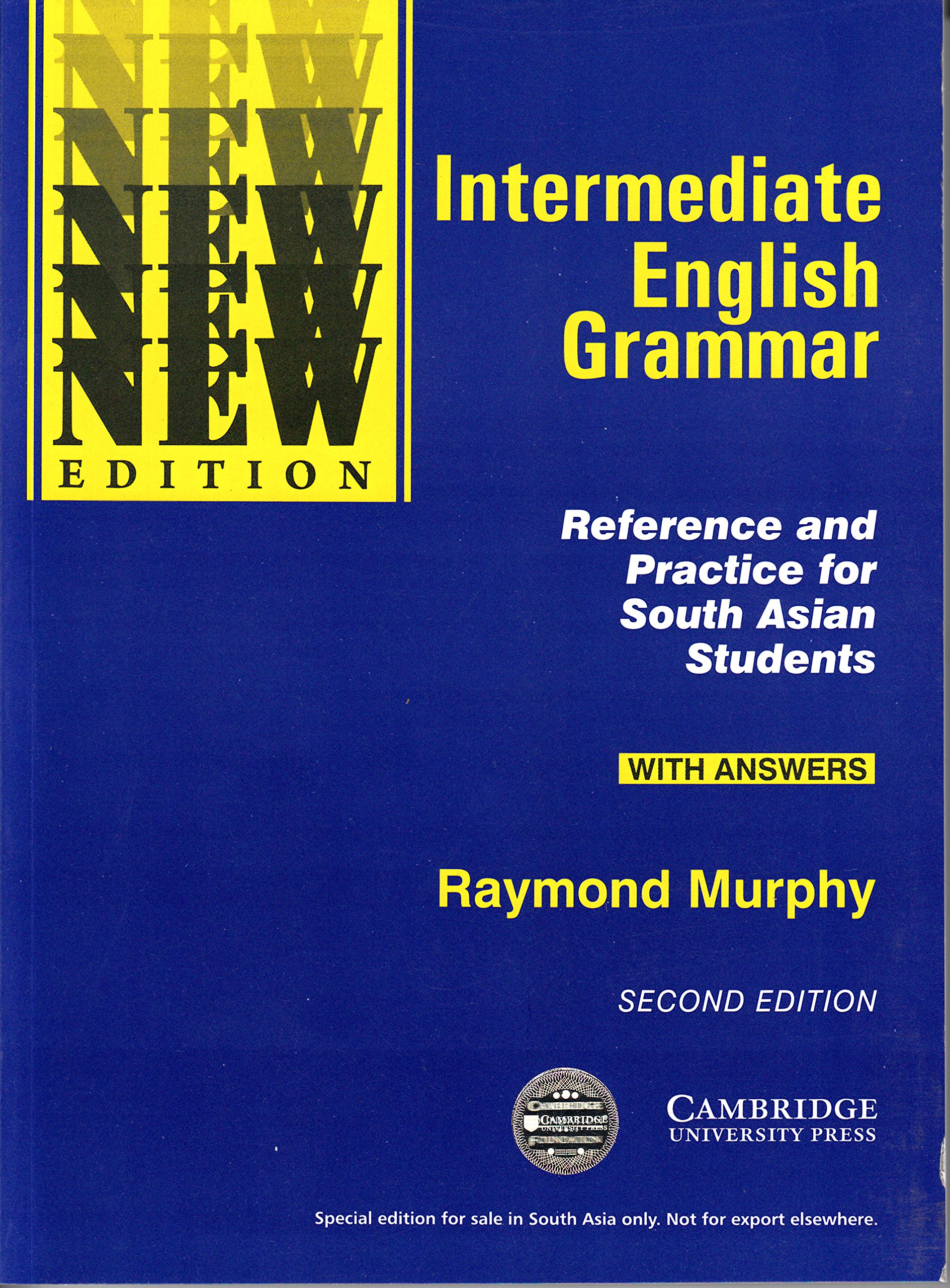 Intermediate English Grammar with Answers @ Amazon.in – Rs.80 – Books, Music and Movies