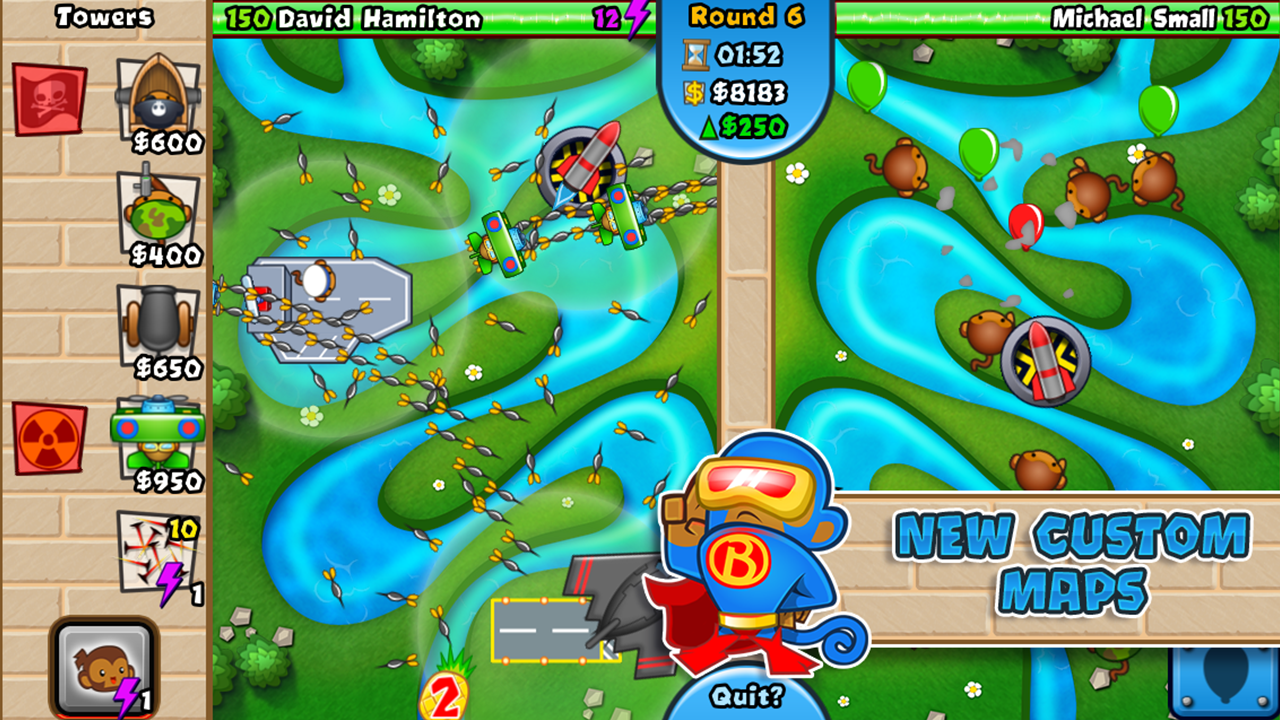 Download Bloons Td 3 Free