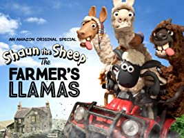 Shaun the Sheep - The Farmer's Llamas Season 1
