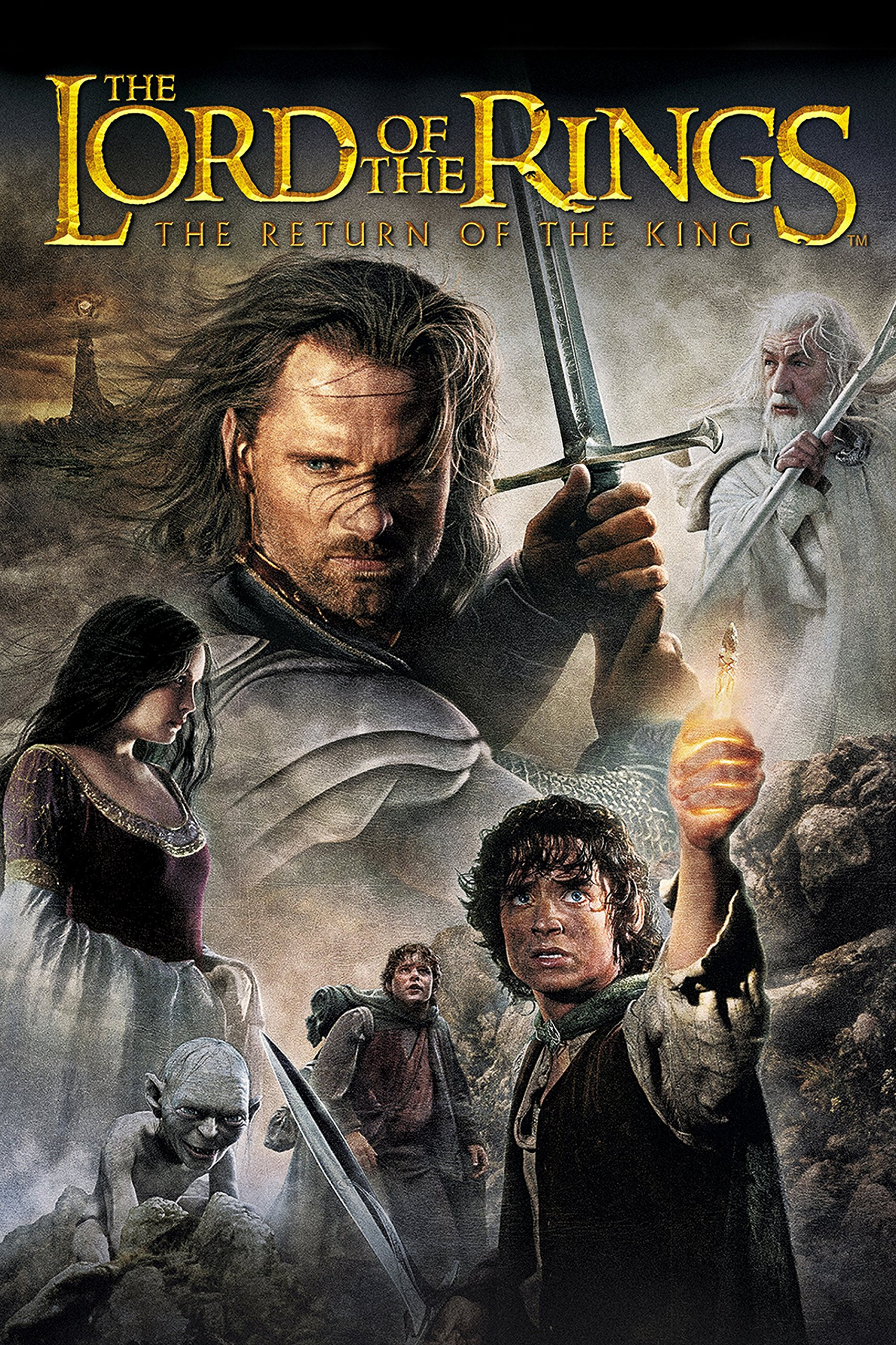 The Lord of the Rings: The Return of the King on Amazon Prime Instant Video UK