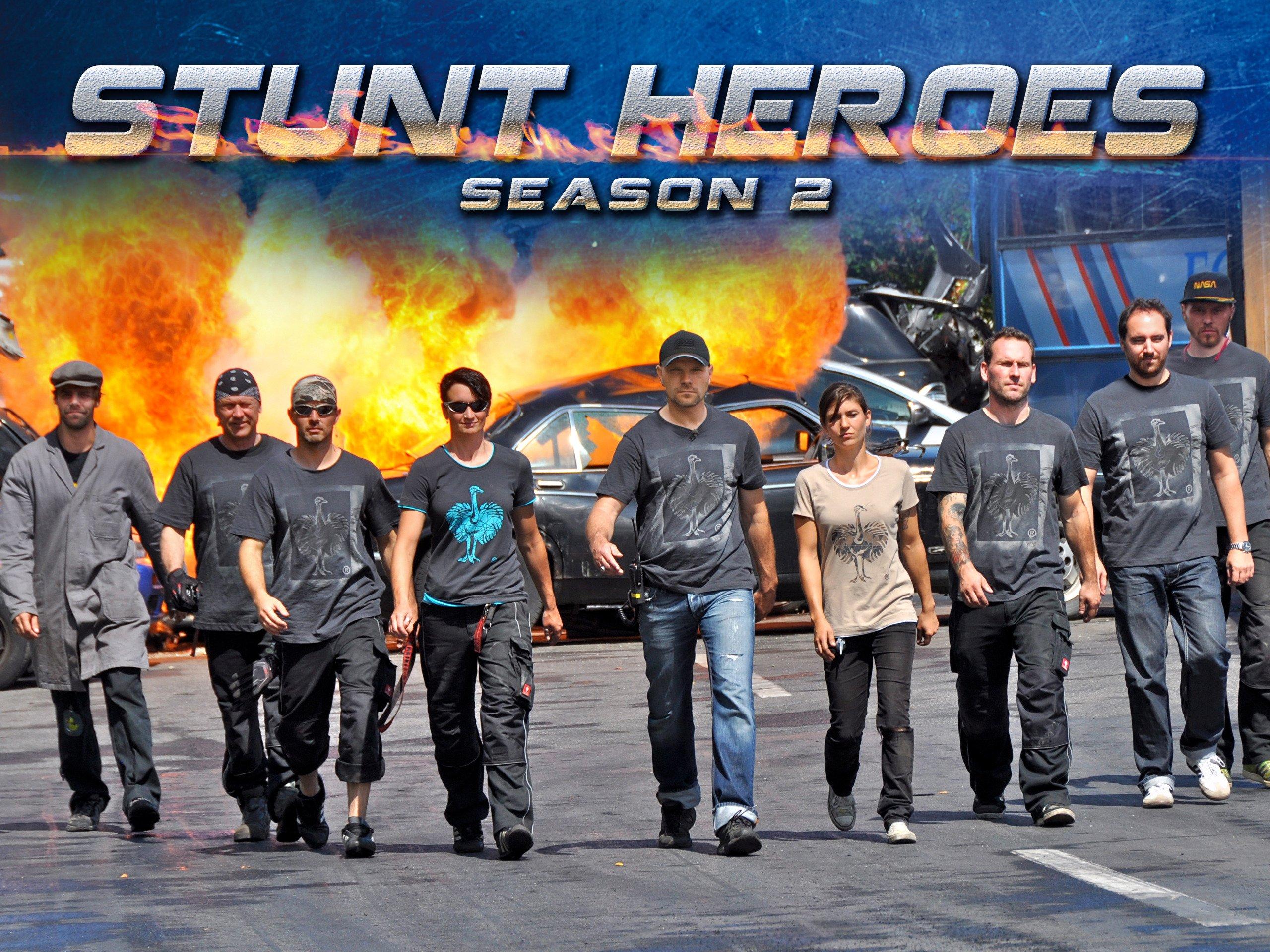 Stunt Heroes on Amazon Prime Video UK