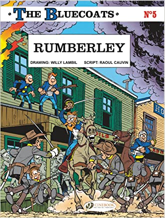 Rumberley (The Bluecoats) written by Raoul Cauvin
