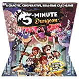 5 – Minute Dungeon Fun Card Game for Kids and Adults