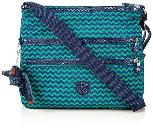 Kipling Women'S Alvar Shoulder Bag Summer Stripe 71