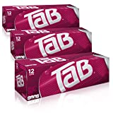 TaB Fridge Pack Bundle, 12 fl oz, 36 Pack (Tamaño: Pack of 36)