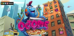 OctoPie - a GAME SHAKERS App from Nickelodeon