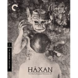 H�xan The Criterion Collection [Blu-ray]