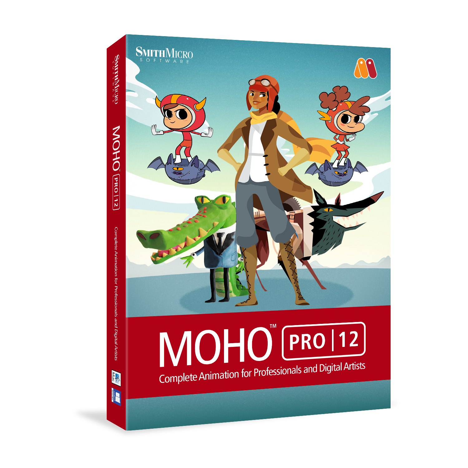 moho pro 12 2d animation software windows download