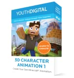 3D Character Animation 1  (PC Online Game Code) [Online Code]
