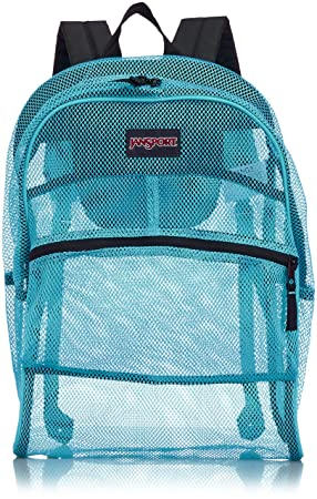 JanSport Mesh Pack Backpack, Mammoth Blue