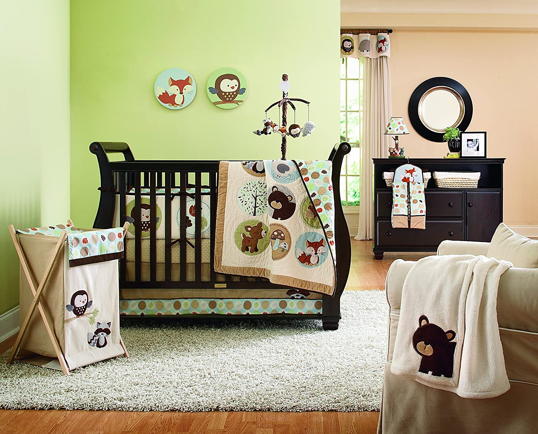 The Right On Mom Vegan Mom Blog Baby Room Decorating