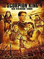 Scorpion King 4: Der verlorene thron