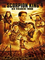 Scorpion King 4: Der verlorene thron