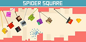 Spider Square by BoomBit