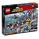 LEGO Marvel Super Heroes Spider-Man: Web Warriors Ultimate Bridge Battle 76057 by LEGO