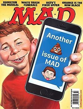 1-Yr MAD Magazine Subscription