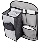Summer Infant Travels Back Seat Car Organizer with Change Pad, Tidy