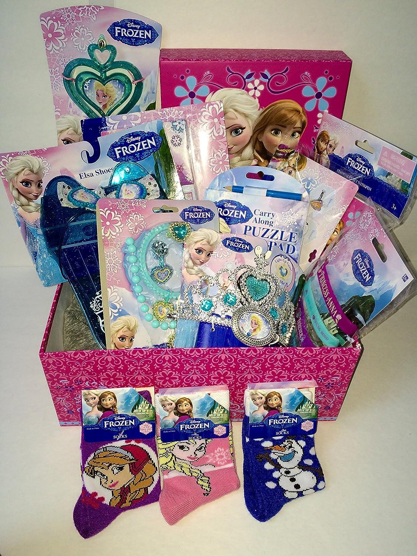Disney Frozen Big Box Bundle Gift Set