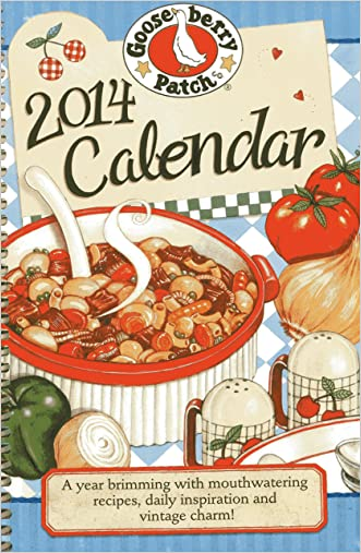 2014 Gooseberry Patch Appointment Calendar (Gooseberry Patch Calendars) written by Gooseberry Patch