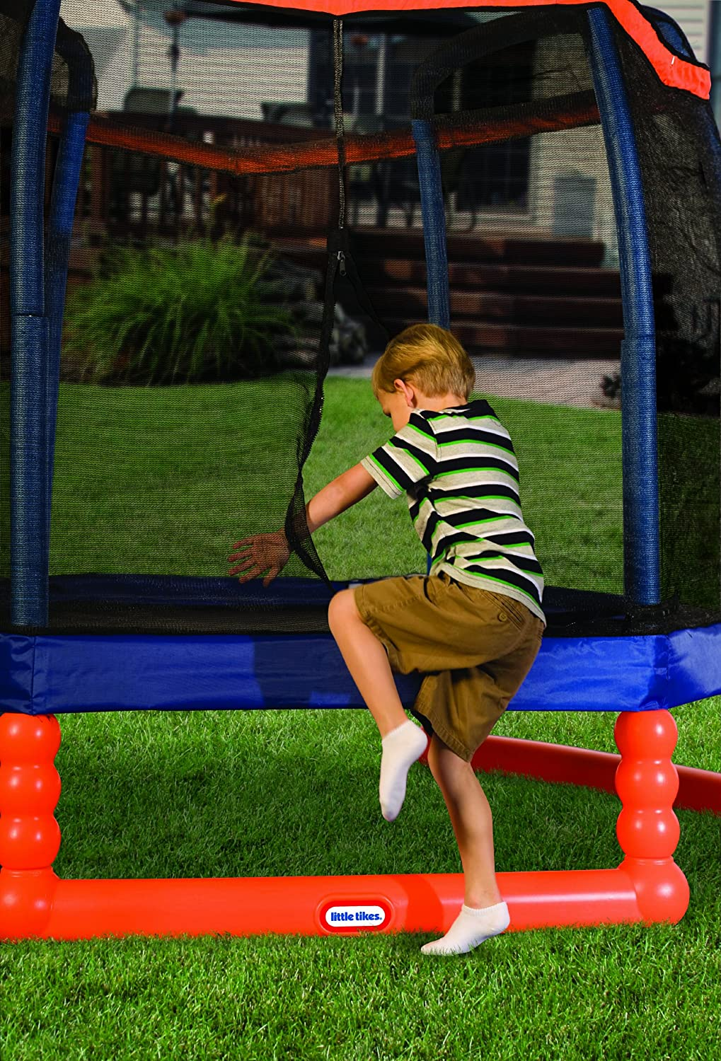 An Image of Little Tikes 7' Trampoline