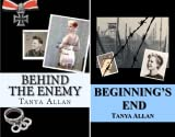 img - for Behind the Enemy (2 Book Series) book / textbook / text book