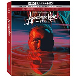 Apocalypse Now Final Cut [4K Ultra HD + Blu-ray]