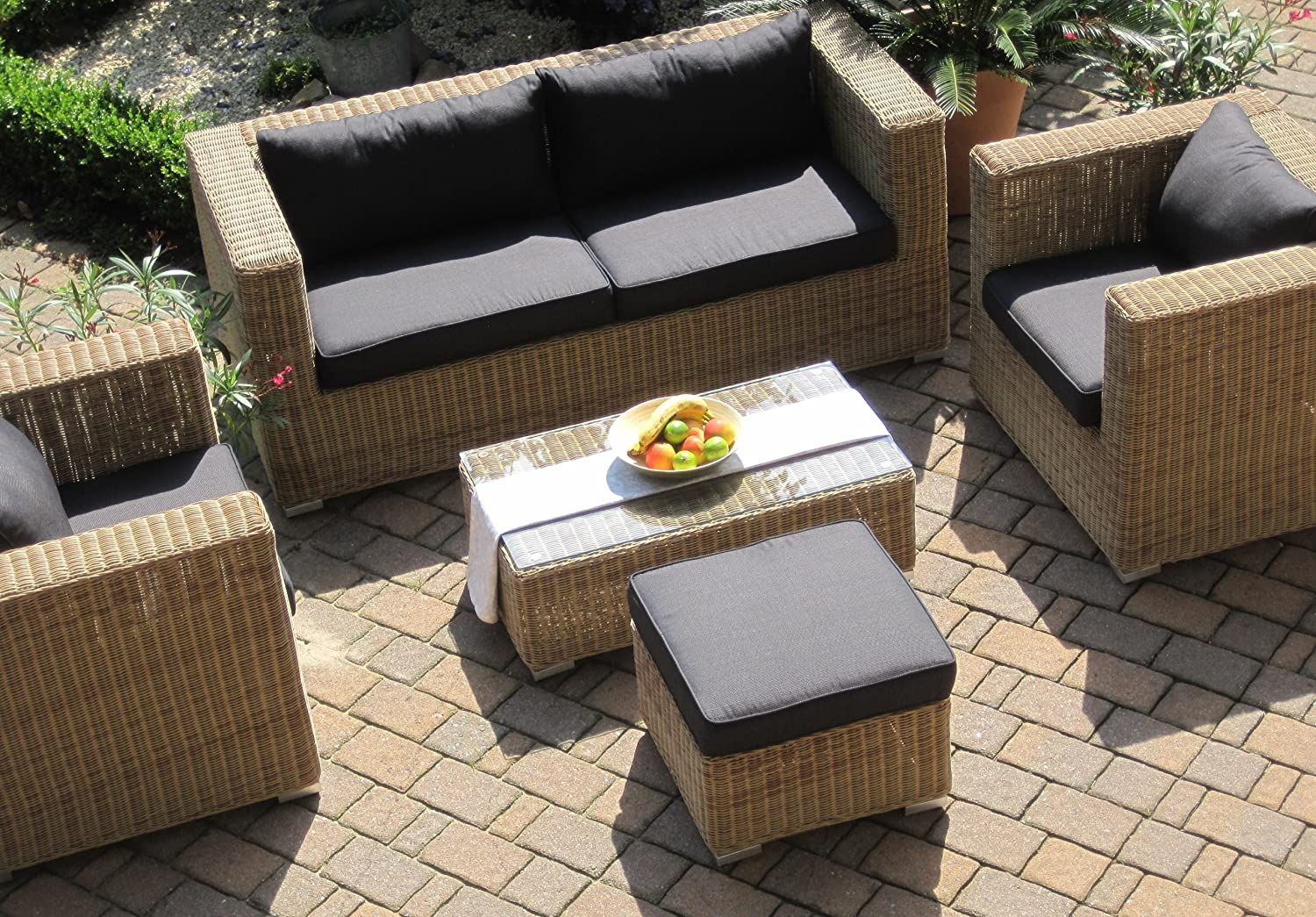 Ecklounge manhattan ecksofa links tisch sessel for Wohnlandschaft 8 personen