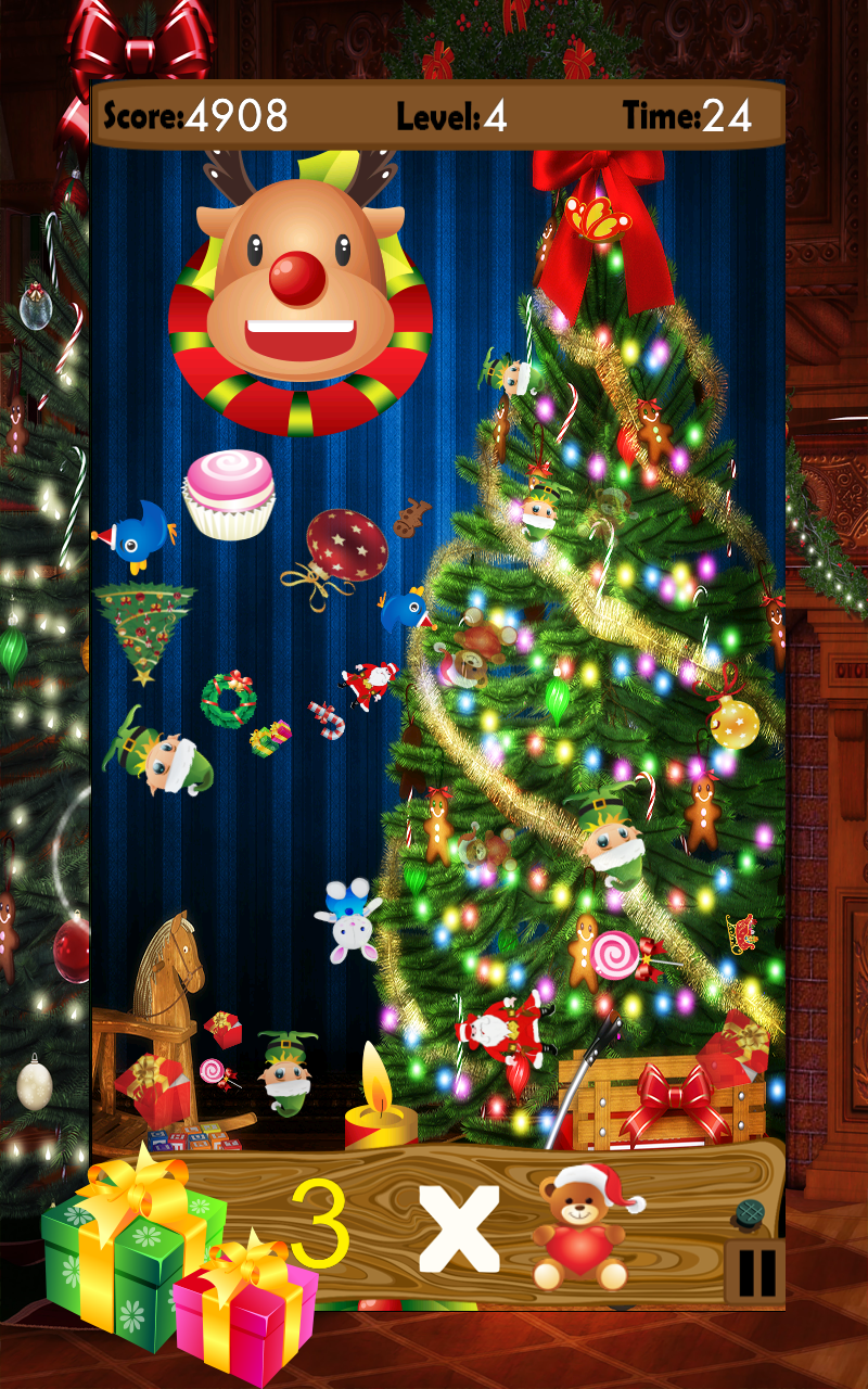 Hidden Objects Happy New Year