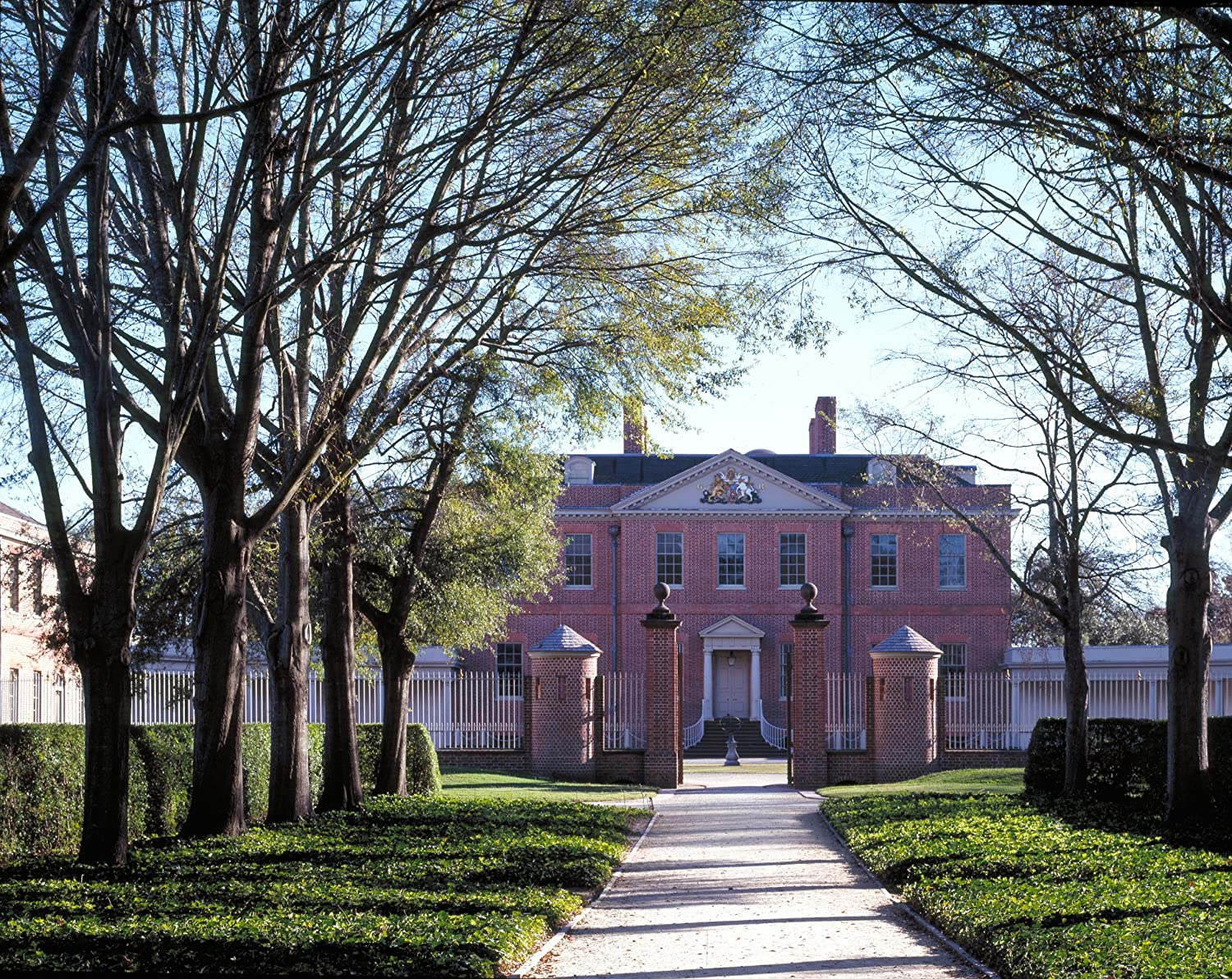 Tryon Palace in New Bern, North Carolina