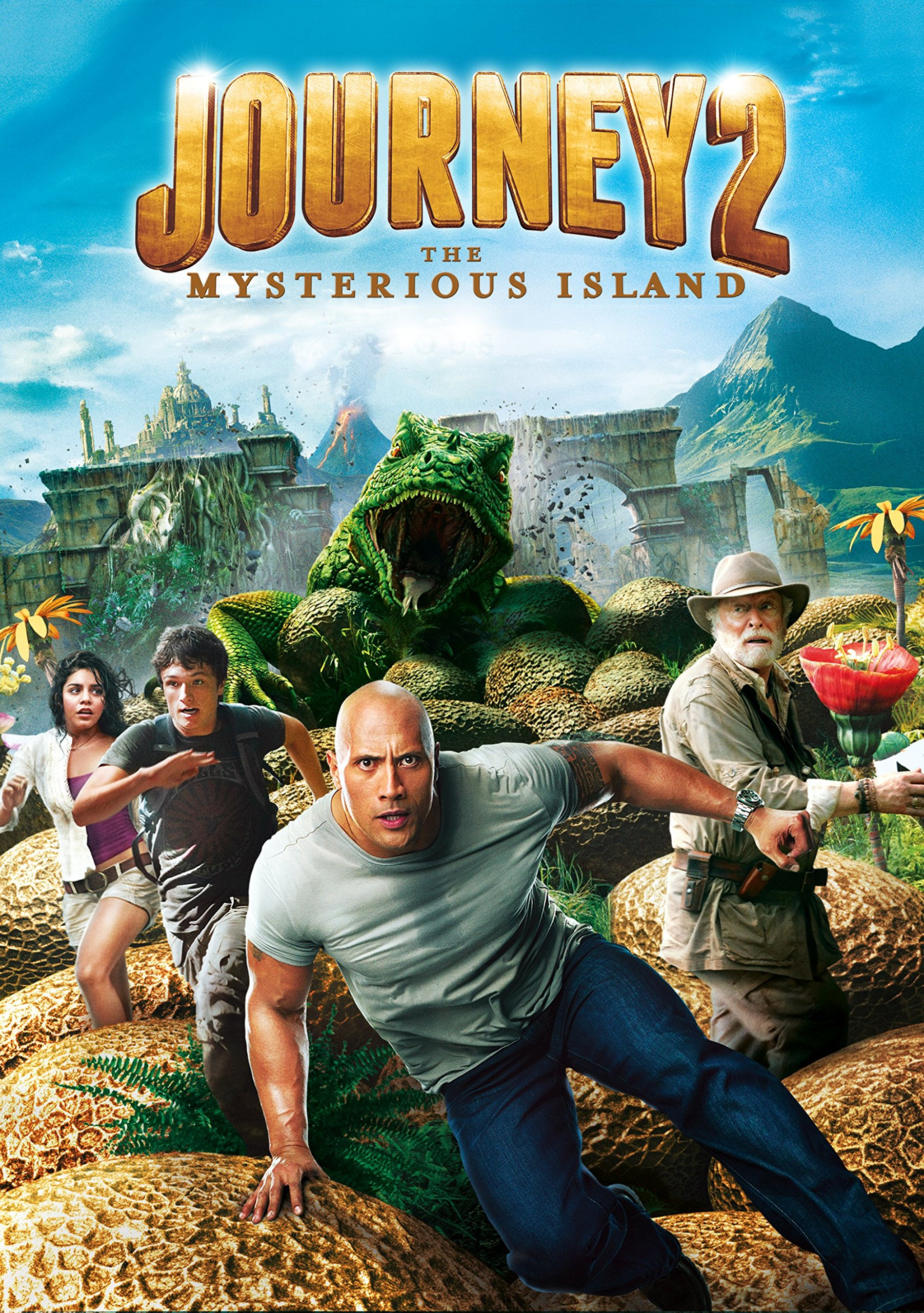 Journey 2 on Amazon Prime Instant Video UK