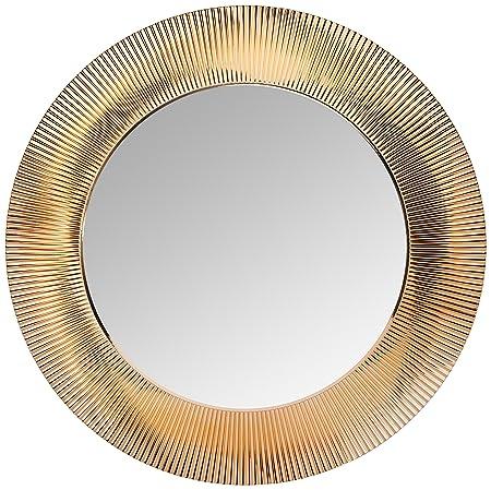 Kartell All Saints Specchio Metallizzato, Confezione da 1 Pezzo, Rame