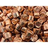 ROLO Chewy Caramels in Milk Chocolate, Copper foils (Pack of 2 Pounds) (Color: Gold, Tamaño: 32 Ounces)