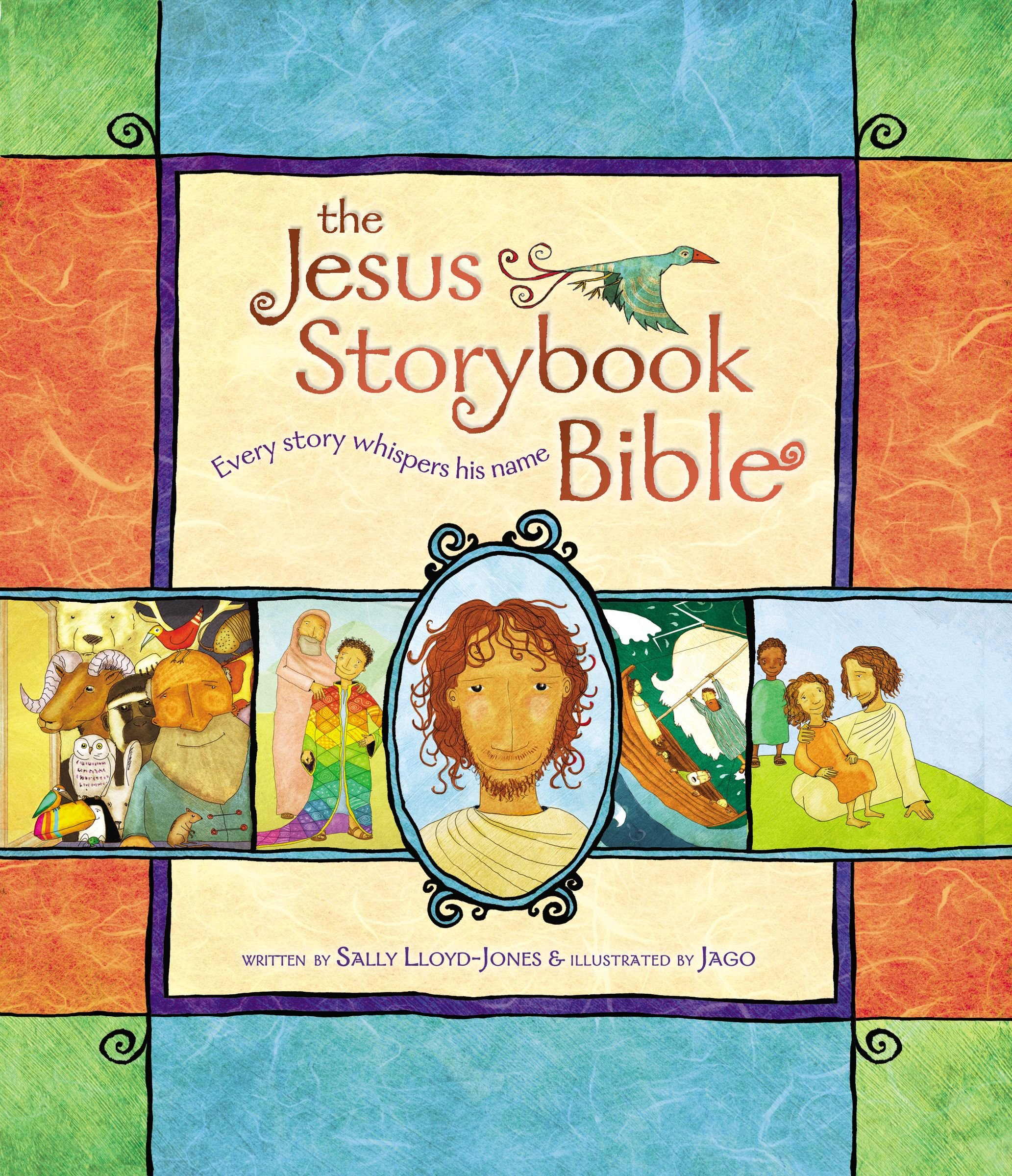 9 religious easter gift ideas for kids and adults gift canyon jesus storybook bible negle Images